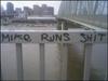 Mike runs s--t